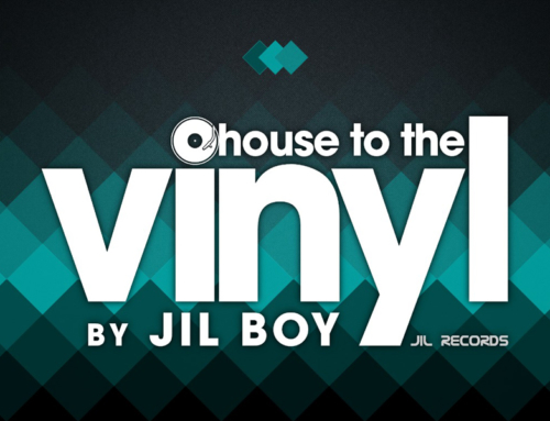 House to the vinyl